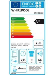 WHIRLPOOL ST U 92X EU