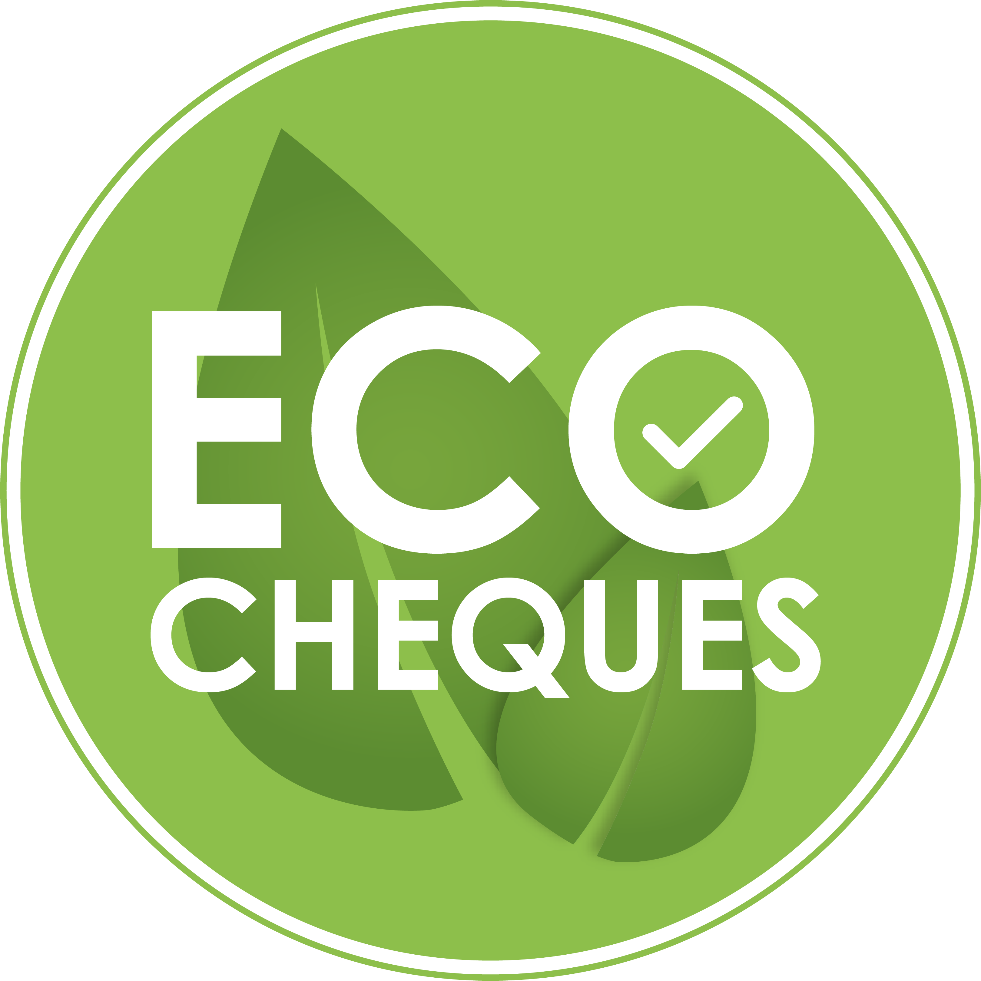 Eco-chèques acceptés